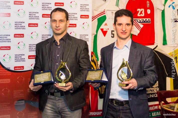 Horváth Péter és Marton Balázs
